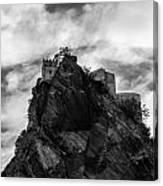 Italian Landscape - Where Dragons Fly  Canvas Print