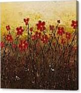 Where Happiness Grows Canvas Print