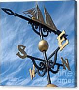 Where The Wind Blows Canvas Print