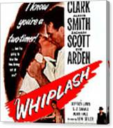 Whiplash, Us Poster, From Top Dane Canvas Print