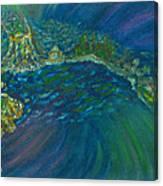 Whirlpool Canvas Print