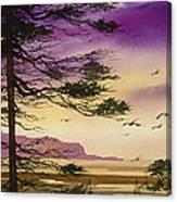 Whisper Of Dawn Canvas Print