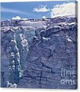 Whistler Glaciers Sc125-05 Canvas Print