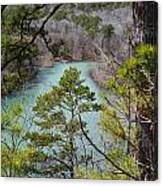 Whistling Pines Canvas Print