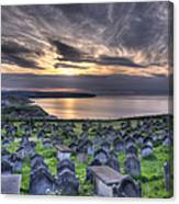 Whitby Graves Canvas Print