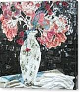 White Glove Canvas Print