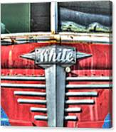White Motor Company Highway Post Office U. S. Mail No 1 Canvas Print
