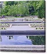 White River Gardens Canvas Print