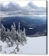 Whiteface Mountain View On Sale Now Canvas Print