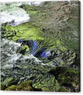 Whitehorse Falls Series 4 Canvas Print