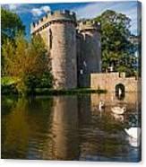 Whittington Castle Canvas Print