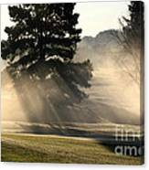 Whittle Springs Golf Course Canvas Print