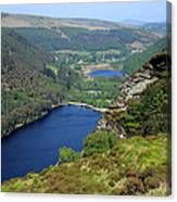 Wicklow Mountains  Canvas Print