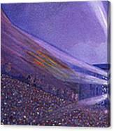 Widespread Panic Redrocks Lighting Canvas Print