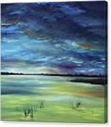 Wild Lands Canvas Print