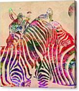 Wild Life 3 Canvas Print