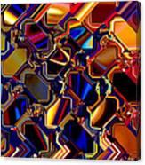 Wild Light Window Canvas Print