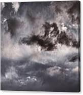 Wild Skies Canvas Print