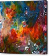 Wildfire II Canvas Print