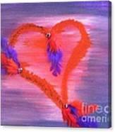 Wildheart II Canvas Print