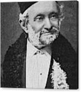 Wilhelm Eduard Weber (1804-1891) Canvas Print