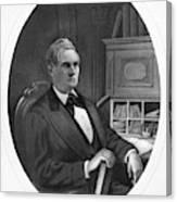 William Almon Wheeler (1819-1887) Canvas Print