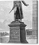 William Prescott (1726-1795) Canvas Print