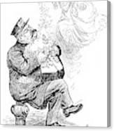 William S Canvas Print