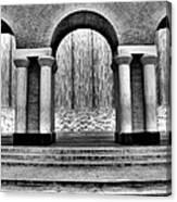 Williams Waterfall Canvas Print