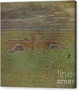Willys Jeep 1952 Canvas Print