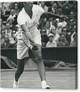 Wimbledon Championships - Second Day..., Althea Gibson In Canvas Print