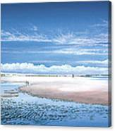 Winchelsea Beach Canvas Print