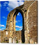 Winchelsea Church Canvas Print