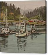 Winchester Bay Canvas Print