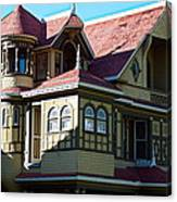 Winchester Mystery House 2 Canvas Print