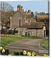 Winchester Park Canvas Print