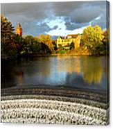 Winchester Public Library Canvas Print