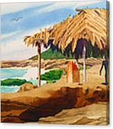 Wind 'n Sea Beach La Jolla Canvas Print