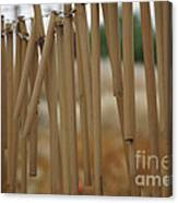 Wind Song - 2 Canvas Print