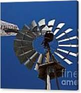 Windmill Aermotor Company Canvas Print