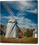 Windmill Number 1 Canvas Print
