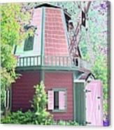 Windmill - Photopower 1557 Canvas Print