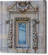 Window Across The Street Canvas Print