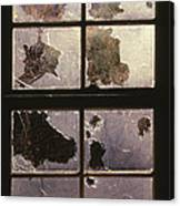 Window Holes Canvas Print