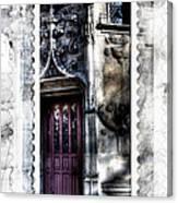 Window Of Renaissance Paris France Canvas Print