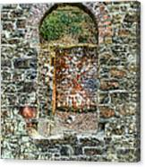 Window To A Bygone Heritage Canvas Print