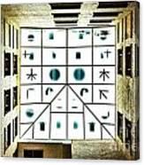 Matrix I Canvas Print