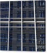 Windows In Windows Canvas Print