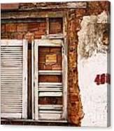 Windows Of Alcantara Brazil 1 Canvas Print