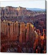 Windows Of Rock Canvas Print